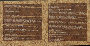 Entretemps Ens CD booklet