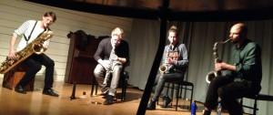 Nocturne Sax Quartett